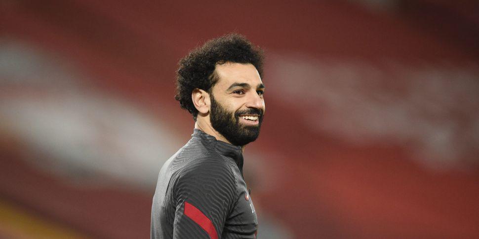 Salah says the 2018 Champions...