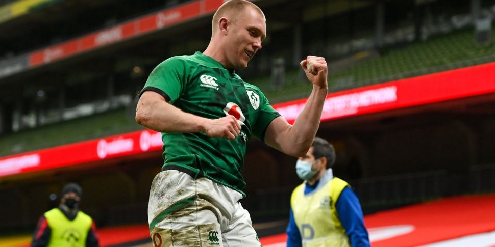 Keith Earls the latest of Irel...