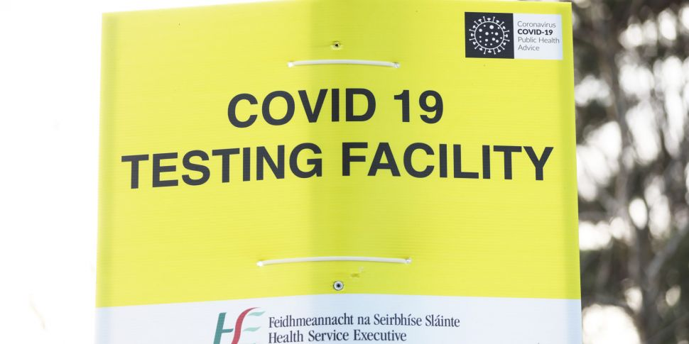 HSE Suspends Walk-In Covid Tes...