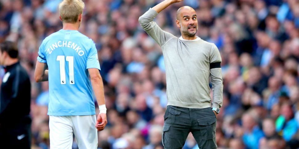 Guardiola: Right now this is t...