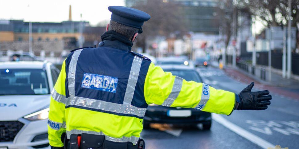 Over 2,500 Gardaí On Duty As A...
