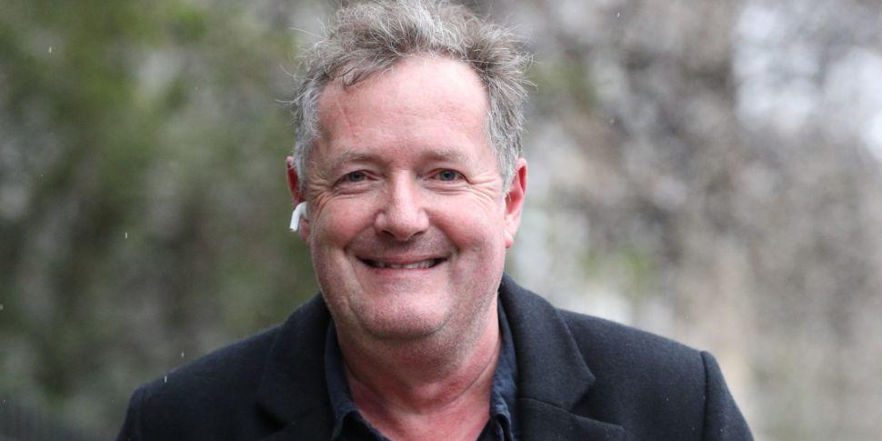 Piers Morgan Returns To TV Ton...