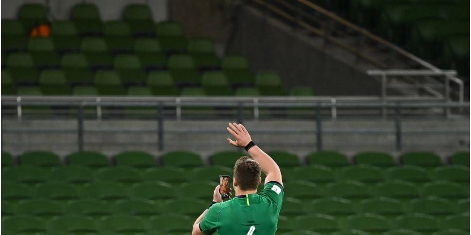 Farrell says Irish performance...