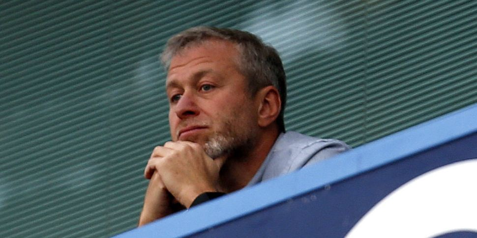 Chelsea owner Abramovich opens...