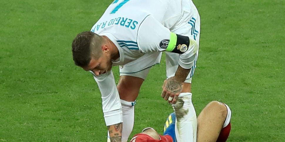 Ramos v Salah rematch ruled ou...