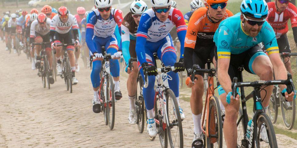 Paris-Roubaix postponed until...