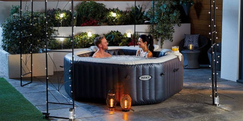 Aldi Inflatable Hot Tubs NOT B...