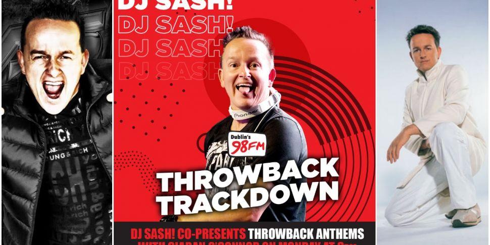 Sash! Presents A Show on 98FM...