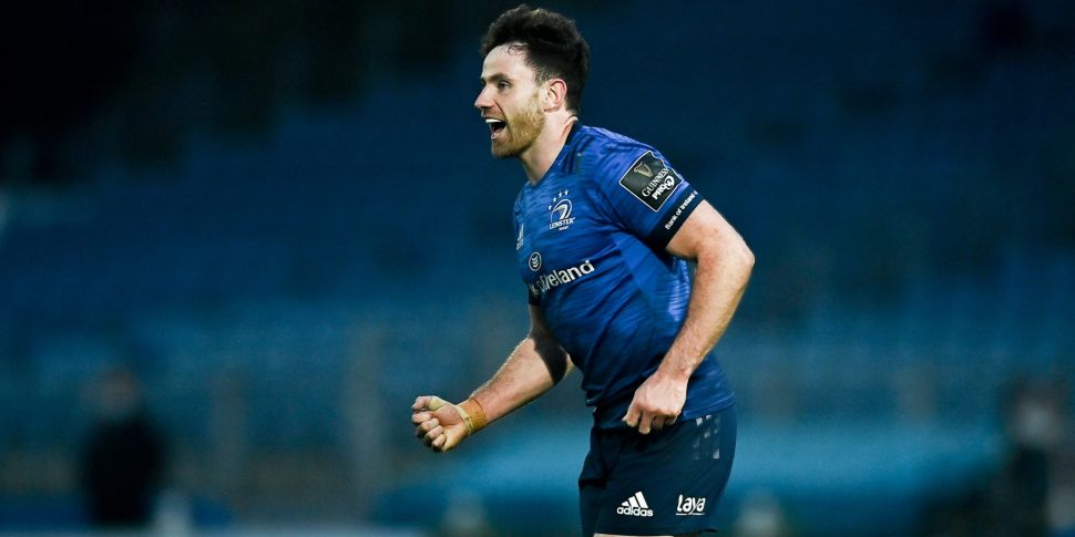 More contract news at Leinster...