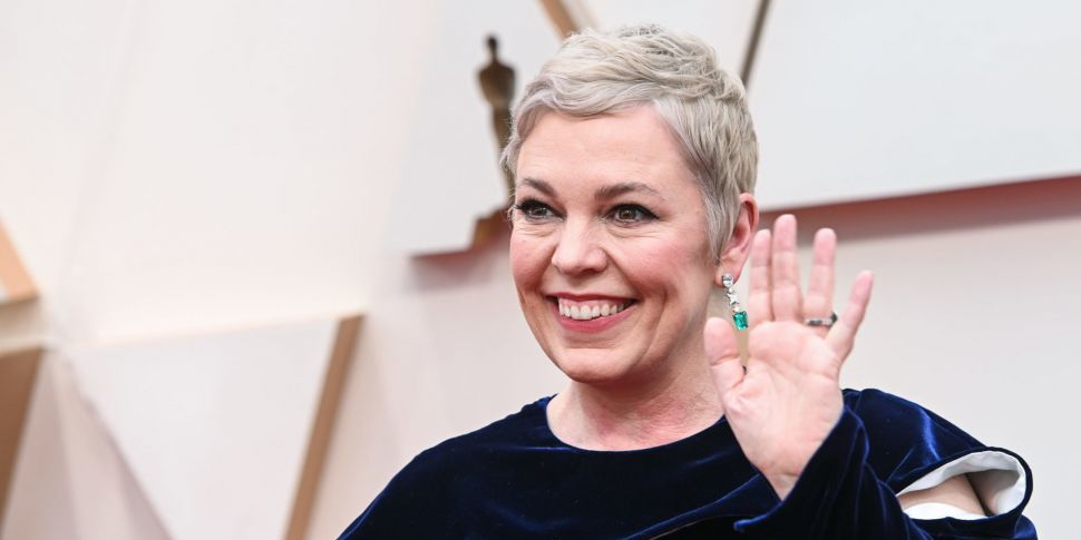 Olivia Colman Has Signed Up Fo...