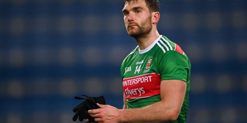 Aidan O'Shea knee injury leave...