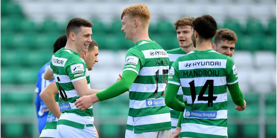 Shamrock Rovers set a new Leag...