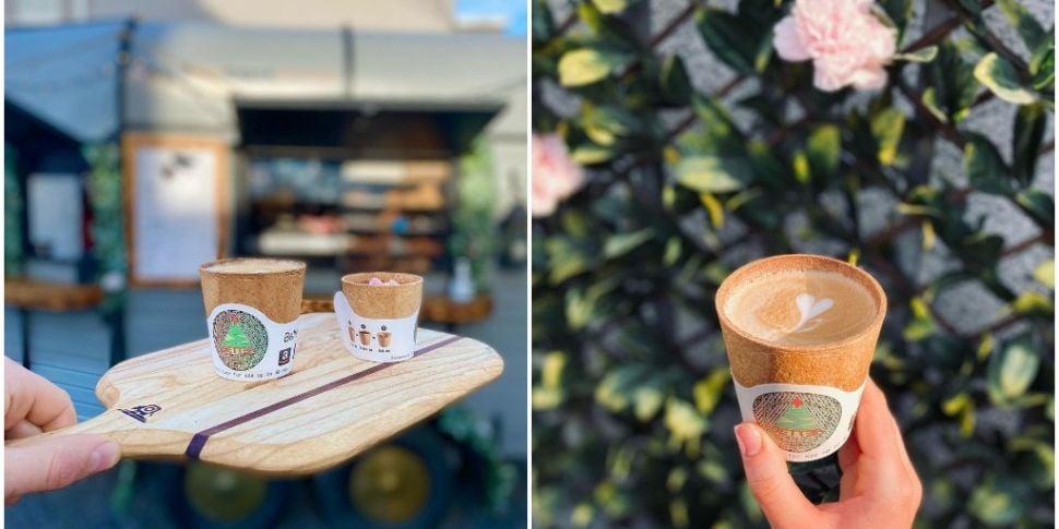 This Clontarf Coffee Cart Now...