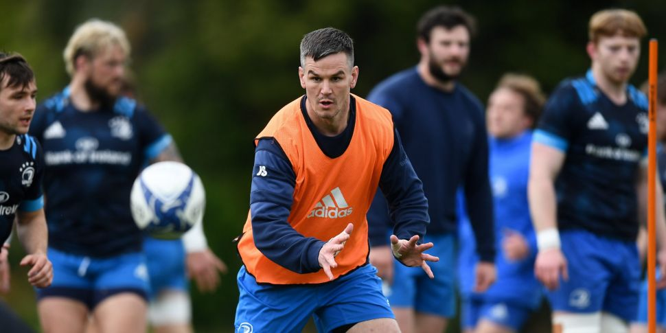 Leinster remain patient with S...