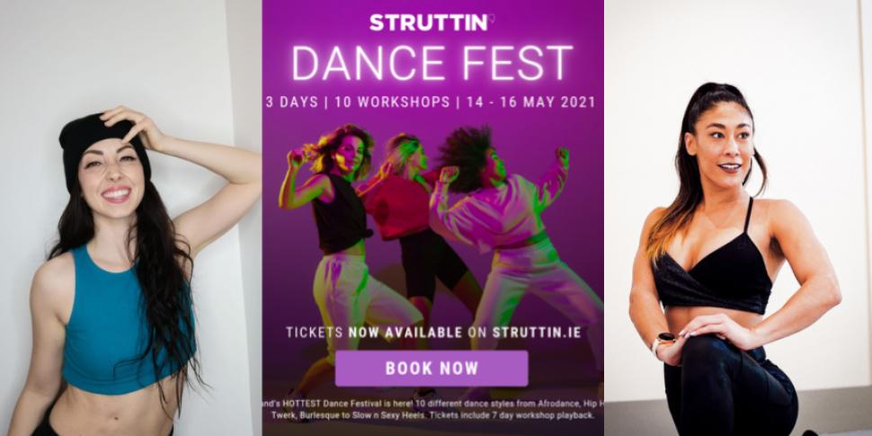 Ireland's Hottest Dance Fest T...