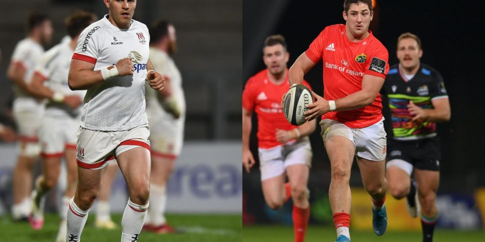 Addison to make first Ulster s...