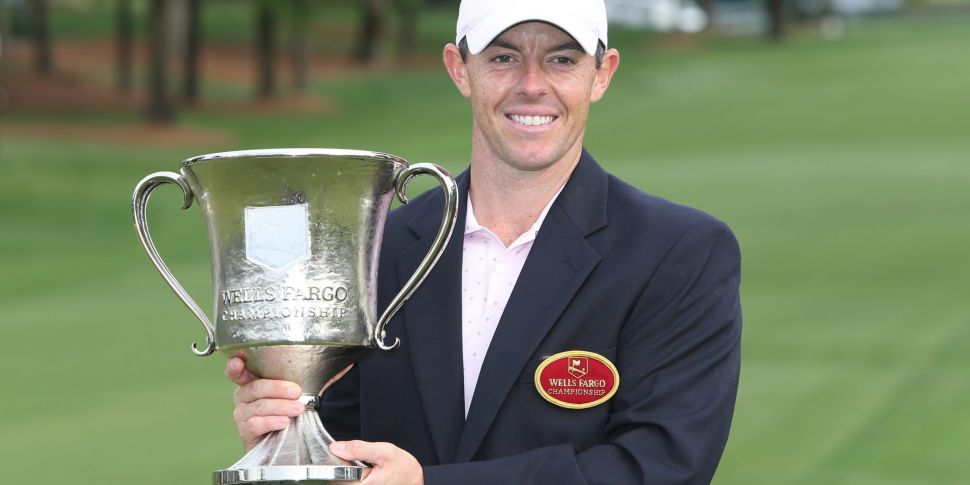 Rory McIlroy finds form at las...