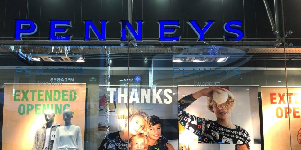 Penneys In Dundrum Announces E...