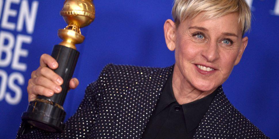 Ellen DeGeneres To End Talk Sh...
