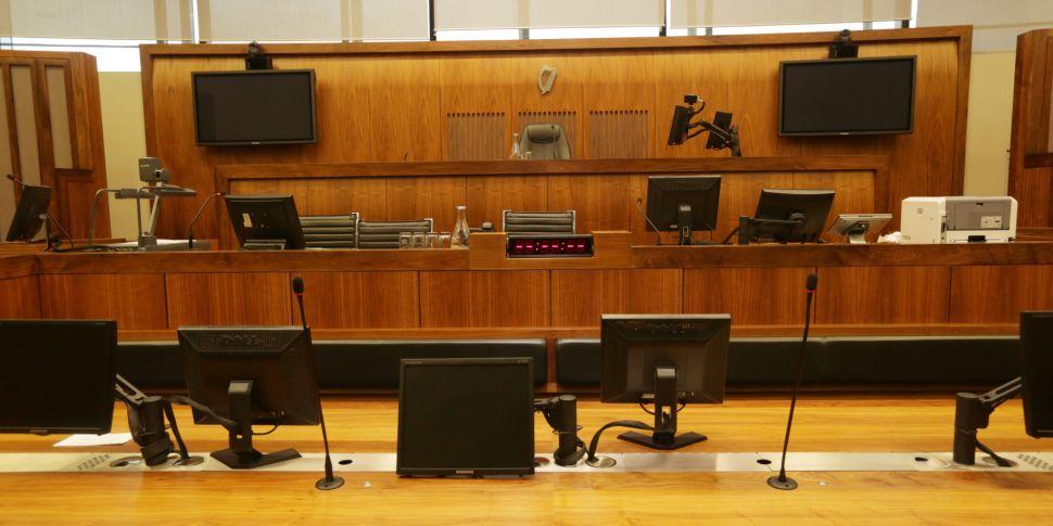 Witness Tells Dublin Murder Tr...