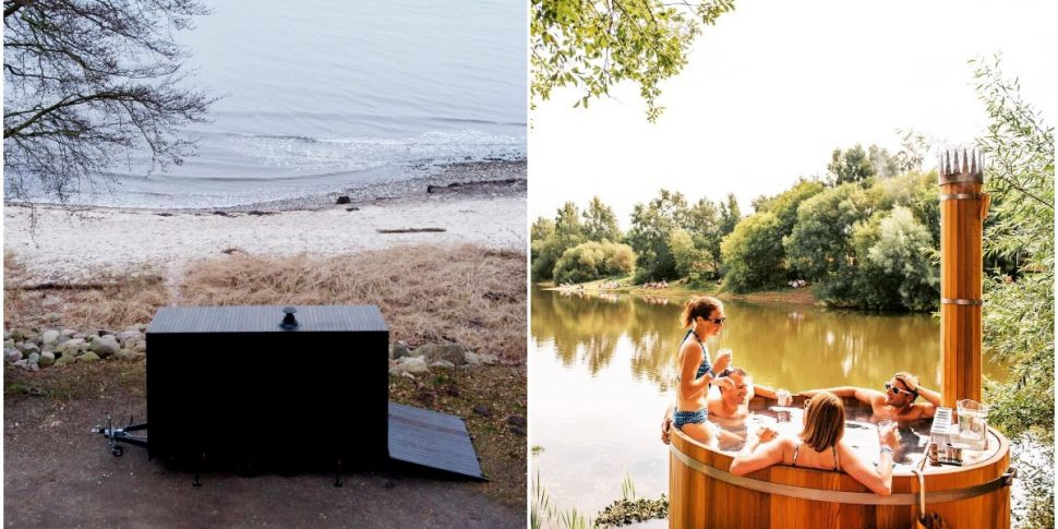 A New Outdoor Spa Is Opening A...