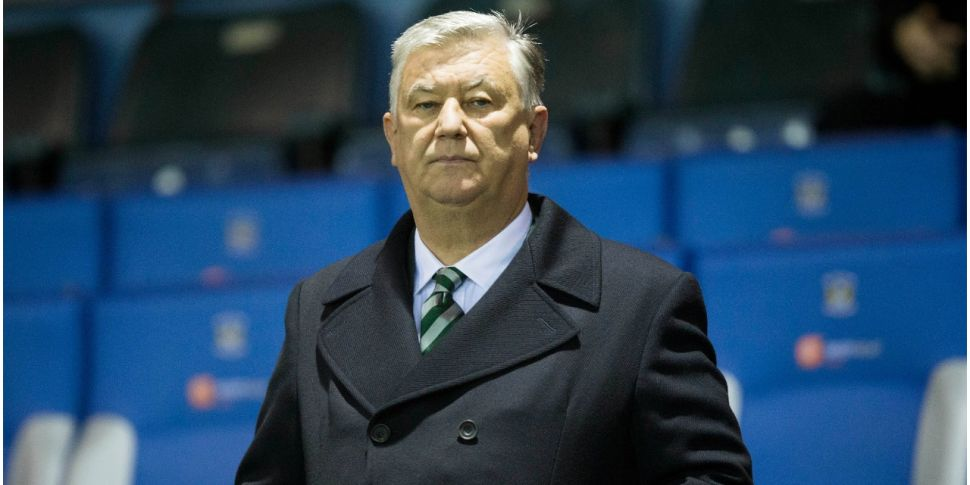 Celtic chief Peter Lawwell's h...