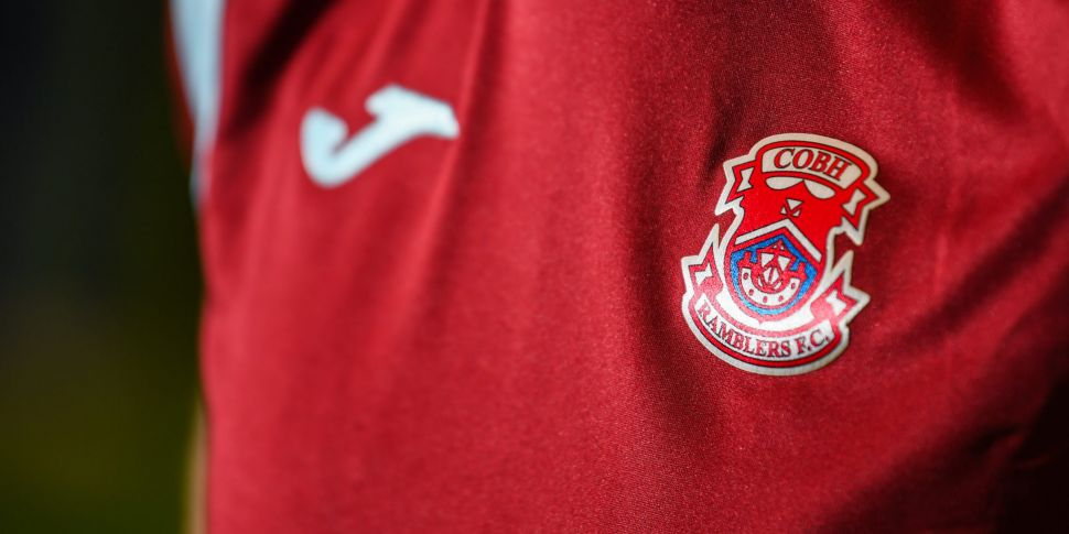 Cobh Ramblers to enter into st...