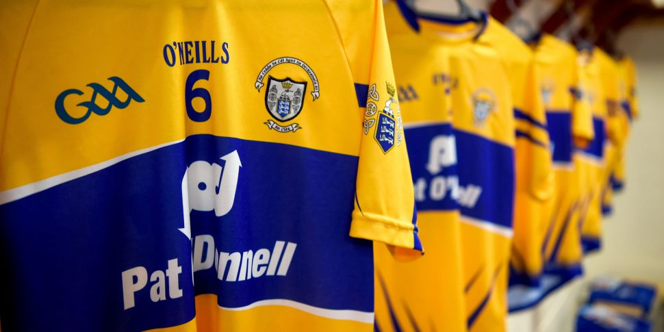 Two Clare hurlers stood down f...