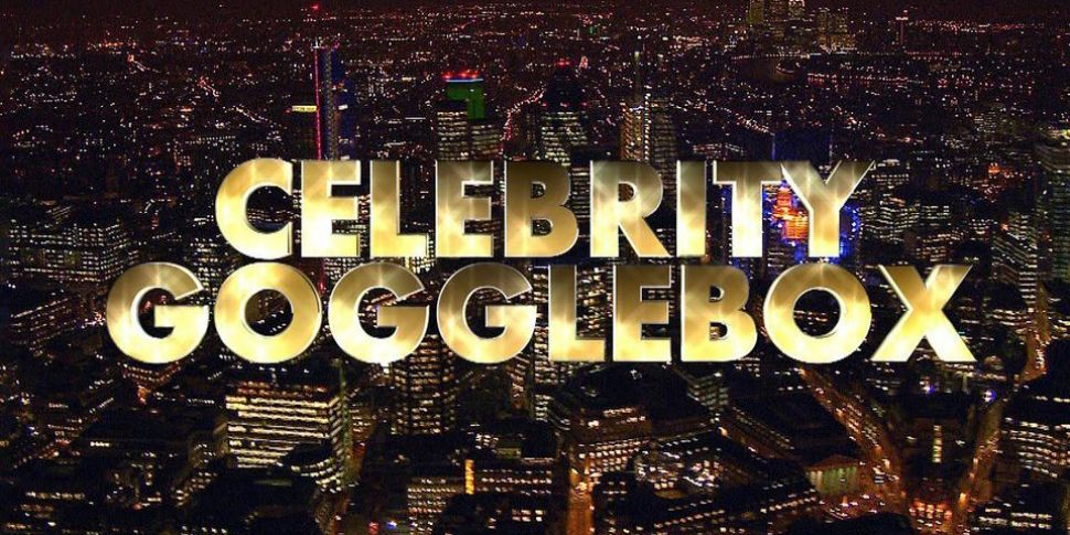Celebrity Gogglebox Line Up An...
