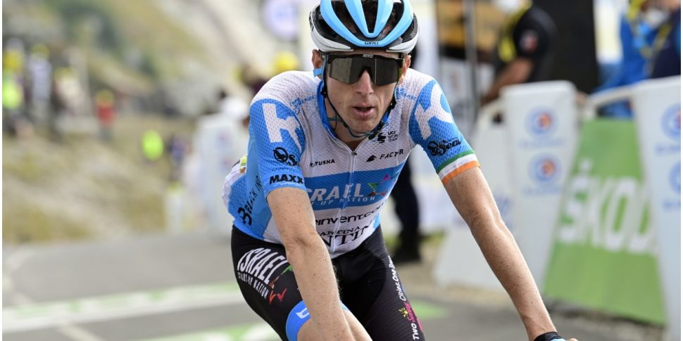 Dan Martin finishes in the top...