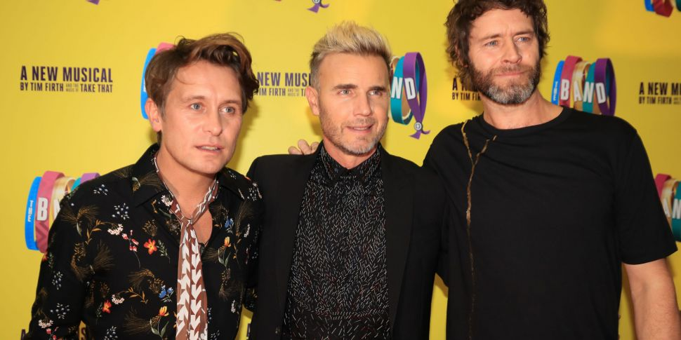 Take That Are 'Desperate' To T...