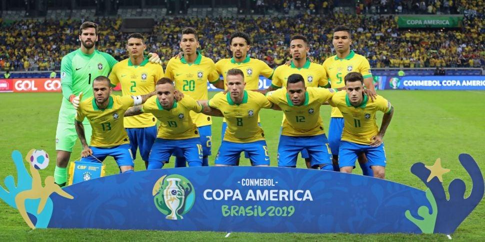 Brazil's players want to boyco...