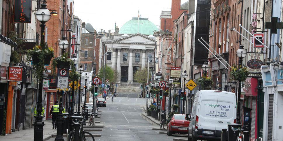 Capel St & Parliament St Trial...