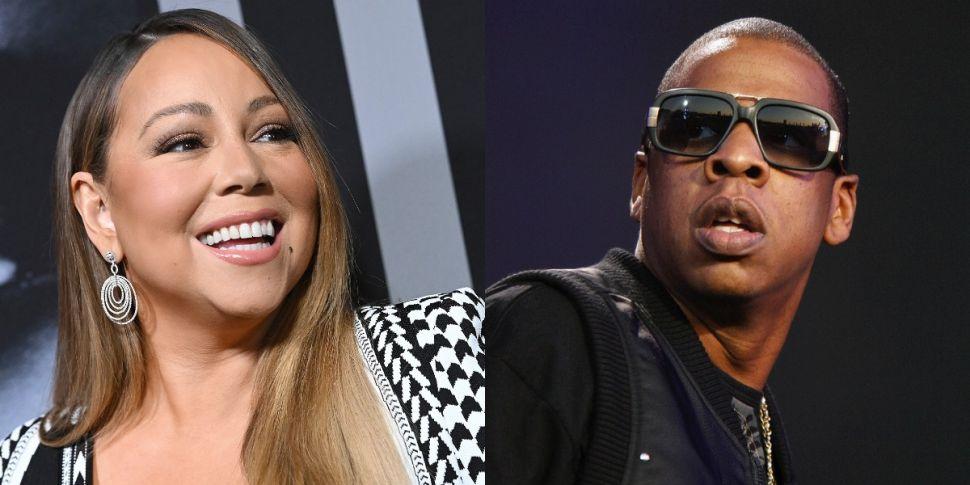 Mariah Carey Slams Jay-Z Feud...