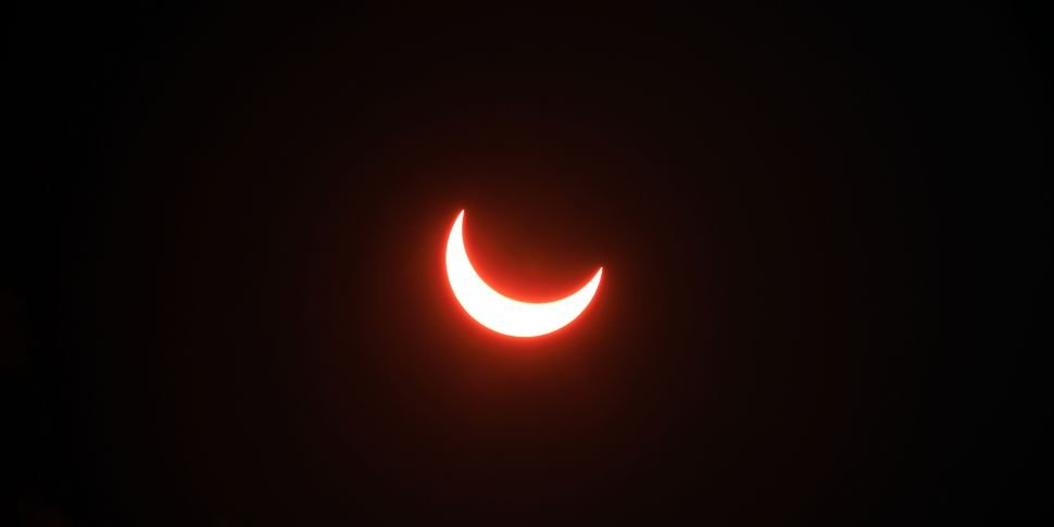 Ireland To Witness Partial Sol...