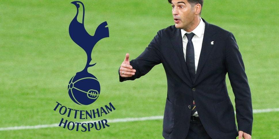 Tottenham turn to Fonseca afte...