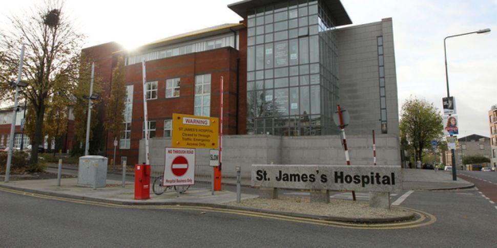 No Covid Patients At St. James...