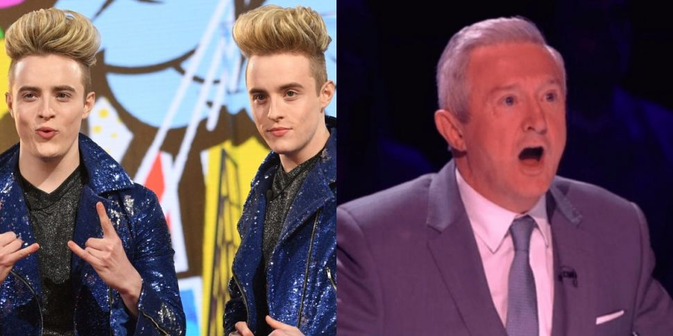 Jedward Call Louis Walsh A 'Tw...
