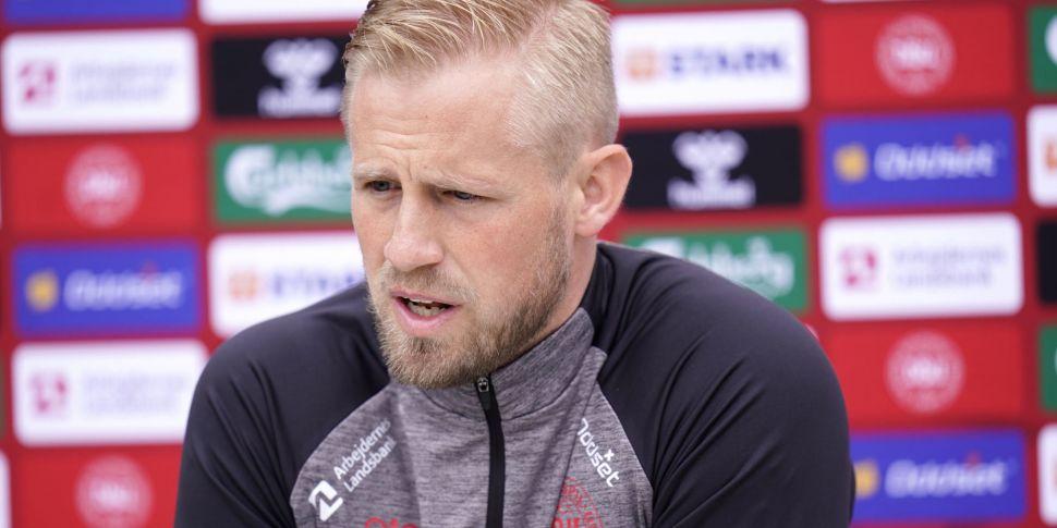 Kasper Schmeichel says UEFA ru...