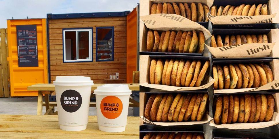 A New Drive Thru Coffee Shop J...