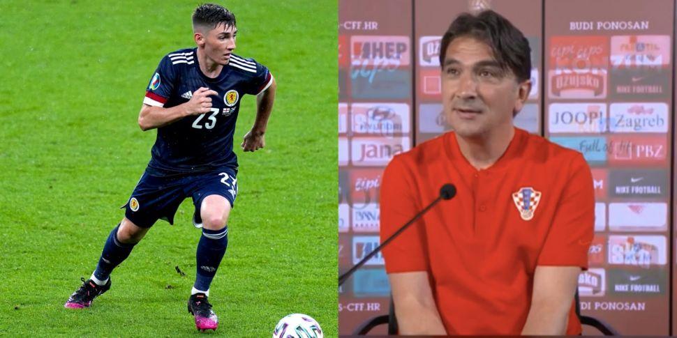Croatia coach: