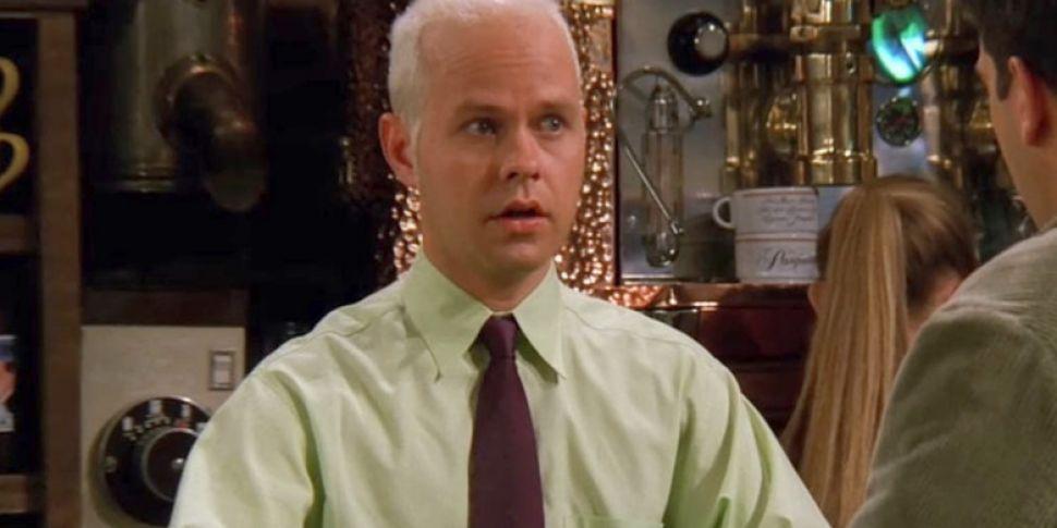 'Friends' Star James Michael T...