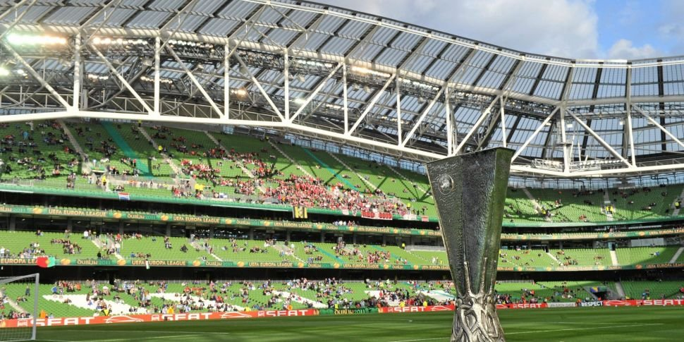 Aviva set to host 2024 Europa...