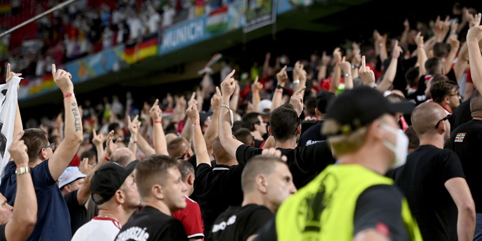 A third Hungary Euro 2020 matc...