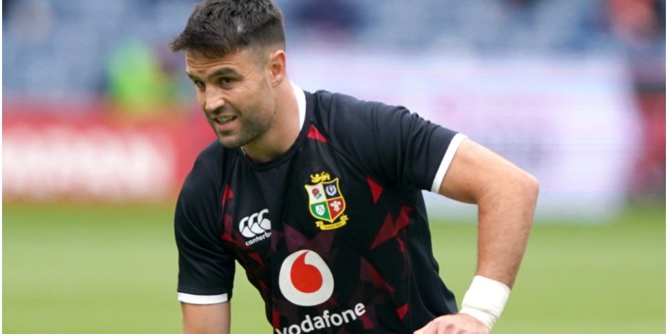 Conor Murray to captain Lions...