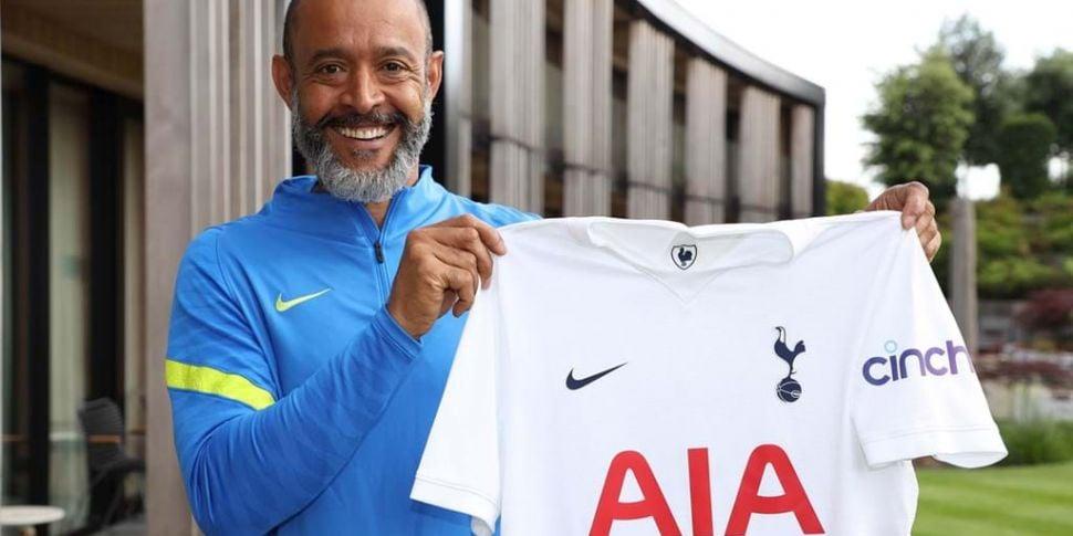 Tottenham finally bag a new ma...