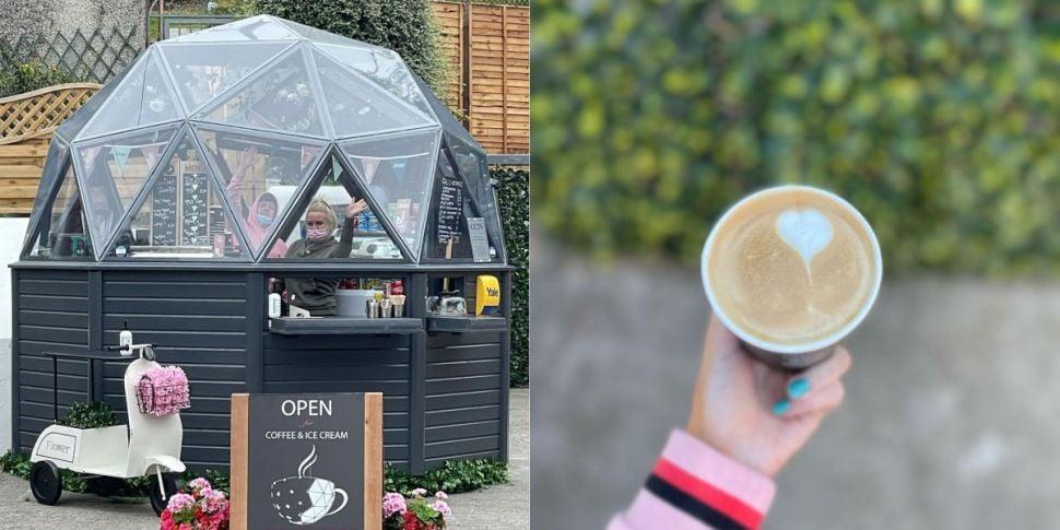 An Unusual New Coffee Shop Jus...