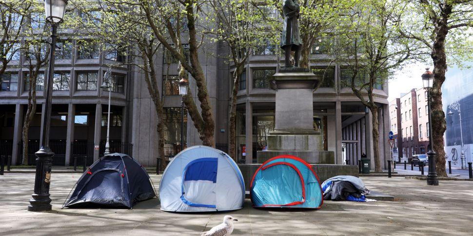 Dublin Sees Rise in Homelessne...