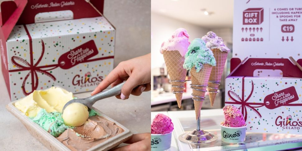 You Can Now Get Ice Cream Gift...