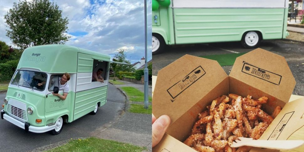 A New Pasta Truck Just Pulled...